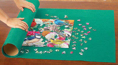 Roll Up Jigsaw Puzzle Mat -Large