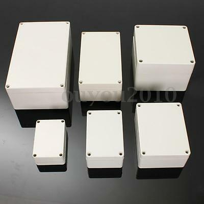 Waterproof IP65 ABS Plastic DIY Electronic Project Box Enclosure Instrument Case