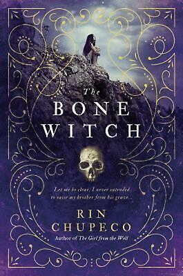 The Bone Witch by Rin Chupeco Hardcover Book (English)