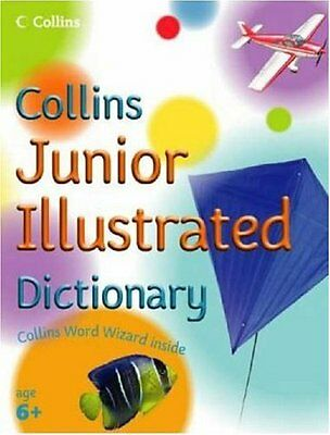 (Good)-Collins Primary Dictionaries - Collins Junior Illustrated Dictionary (Pap
