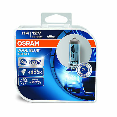 2x Fiat Fiorino Genuine Osram Ultra Life Number Plate Lamp Light Bulbs