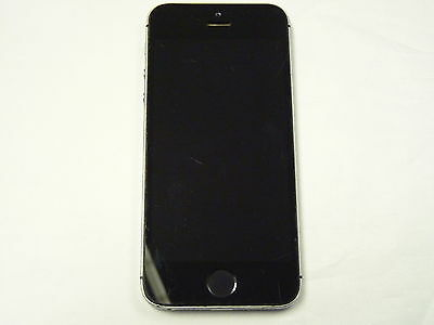 Apple iPhone 5S 16GB Grey - Sim Free Unlocked