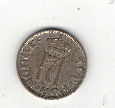 Norway.1911 . 10 .ore. Fine Only .see Pictures