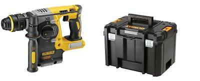 Dewalt Dch273Nt 18 Volt Xr Sds Hammer Drill In Carrying Case (Bare Unit)