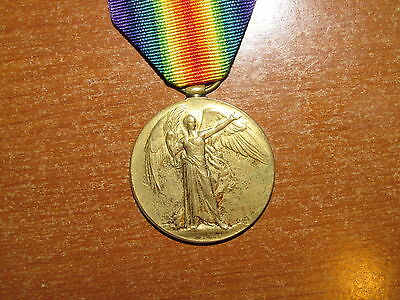 WW1 British Victory Medal 18th Lancers Indian Army NCO