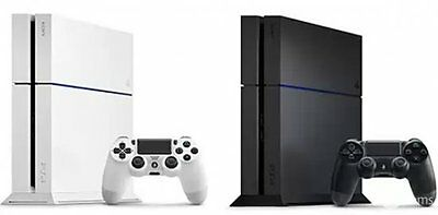 Sony Playstation 4 PS4 Advanced Games Videogame Console White Black 500GB 1TB