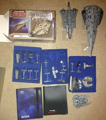 Star Wars X-Wing Collection - All Factions / Epic Ships