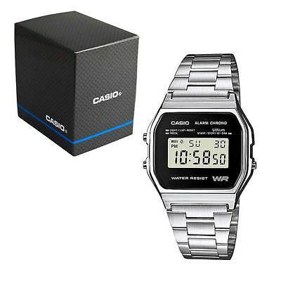 Casio Men's Watch A158WEA-1EF