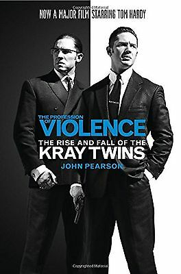 The Profession of Violence: The Rise and Fall of the Kray Twins NEW BOOK
