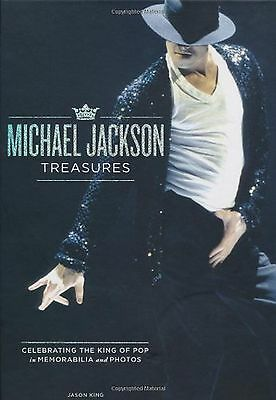 The Michael Jackson Treasures: Celebrating the King of Pop in Photos... NEW BOOK