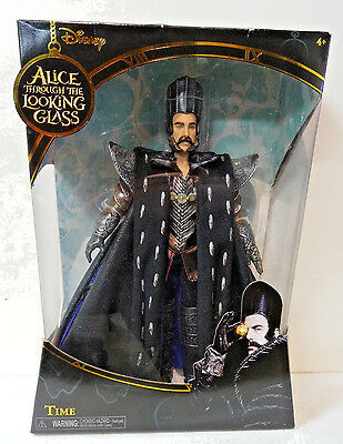 """Disney Alice Through The Looking Glass Exclusive 11"""" Time Collector Doll NEW HTF"""
