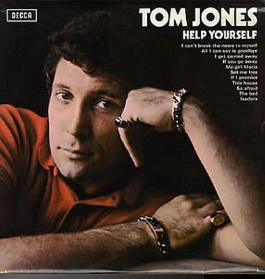 TOM JONES Help Yourself 1968 UK  Vinyl LP EXCELLENT CONDITION