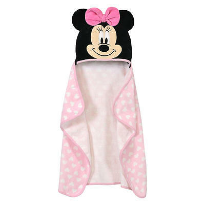 Disney Baby Minnie Mouse Puppet Towel