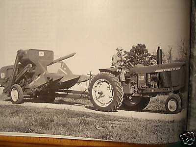 John Deere Self Propelled Combine Models 42, 65, 96 and 106 - Green Magazine JD