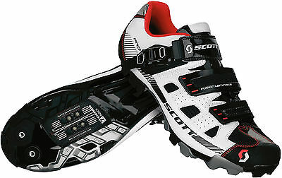 Scott MTB Pro Mens Cycling Shoes - White