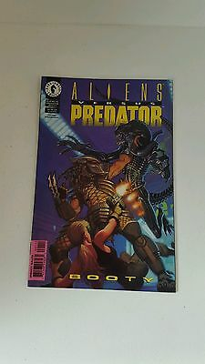 1996 ALIENS VS. PREDATOR: BOOTY dark horse comics