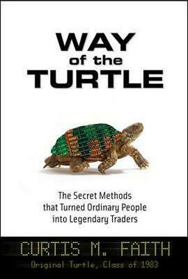 NEW Way Of The Turtle By Curtis Faith Hardcover Free Shipping