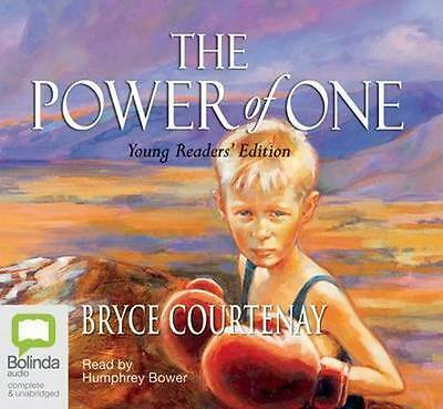 NEW The Power Of One By Humphrey Bower Audio CD Free Shipping
