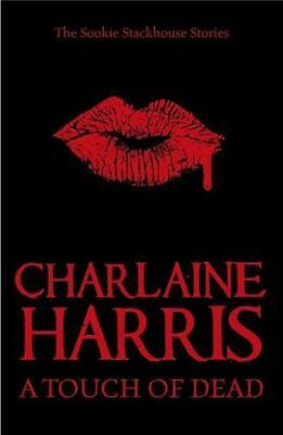 NEW A Touch of Dead By Charlaine Harris Paperback Free Shipping