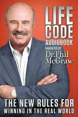 NEW Life Code By Phillip C McGraw Audio CD Free Shipping