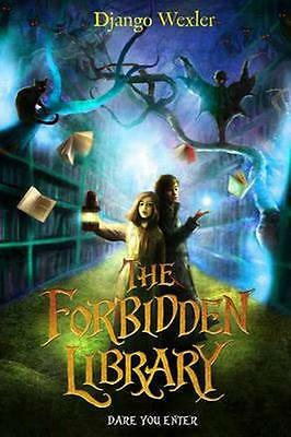 NEW Forbidden Library, The By Django Wexler Paperback Free Shipping