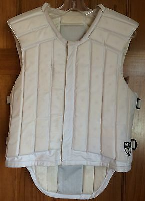Tipperary Eventing Protective Riding Cross Country Jumping Vest Adult LARGE