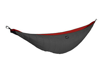 ENO Ember UnderQuilt for Eagles Nest Outfitters Hammocks - Red/Charcoal