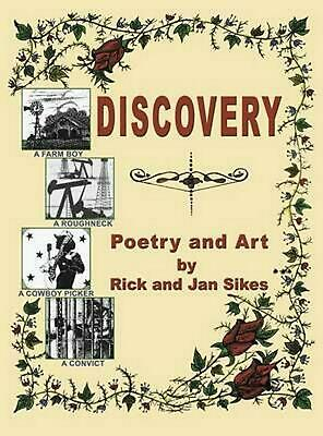 Discovery by Rick Sikes (English) Hardcover Book Free Shipping!