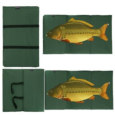 2 x NEW NGT CARP COARSE FISHING LANDING UNHOOKING MAT 100CM X 60CM X 1CM