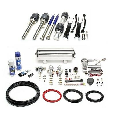 Ta Technix Air-Ride Air Suspension Incl. Compressor-Kit - Bmw 1Er, 3Er