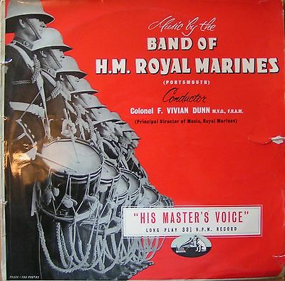 Band Of H.M. Royal Marines [The] - Music By