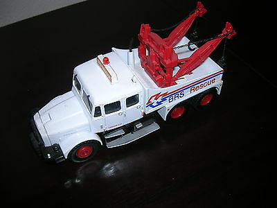 1970s? CORGI SCAMMELL CONTRACTOR  WRECKER RECOVERY TRUCK (B.R.S. Good Condition)
