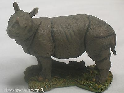 JAVAN RHINO Endangered Species Rhino CA04729 04729 Brand New in Box