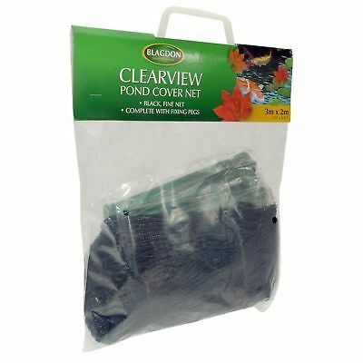 Interpet Limited Blagdon Clearview Fine Pond Cover Net