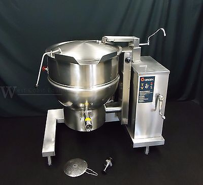 Groen Gas 40 Gallon Steam Jacketed Tilt Kettle Dht-40 - Absolutely Perfect! 60