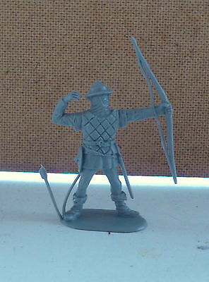 Revell 100 Year's War English Foot Soldiers Figura N. 8 Scala 1/35 Plastica