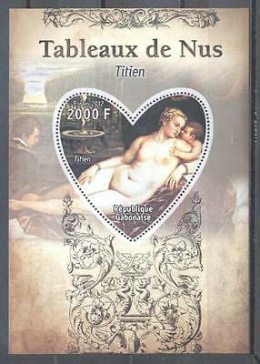(936712) Art, Heart, Titian, Private / local issue