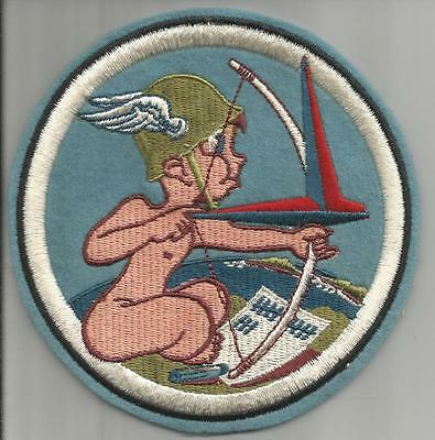 """WW 2 US Army Air Forces 13th Troop Carrier Squadron 5-1/8"""" Patch Inv# K523"""
