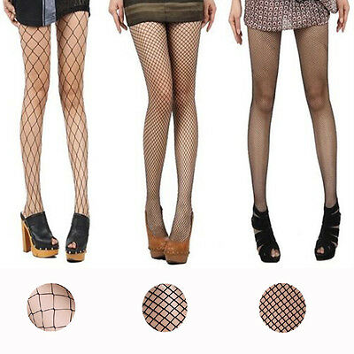 Fashion Women's Net Fishnet Bodystockings Pattern Pantyhose Tights Stockings HOT