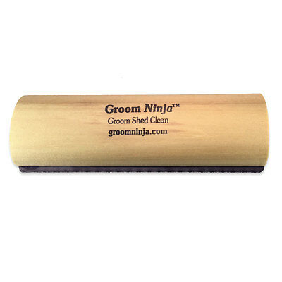 GROOM NINJA Large 8 Inches Use on Horses, Cattle and Donkeys NEW