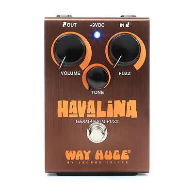 Way Huge Havelina Fuzz Pédale D'effets (NEW)