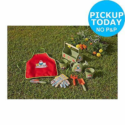 Chad Valley Children's Gnome Gardening Set. From the Official Argos Shop on ebay