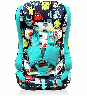 Cosatto Hubbub Group 1-2-3 Isofix Car Seat - Cuddle Monster2 -From Argos on ebay
