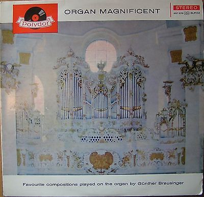 Günther Brausinger - Organ Magnificent