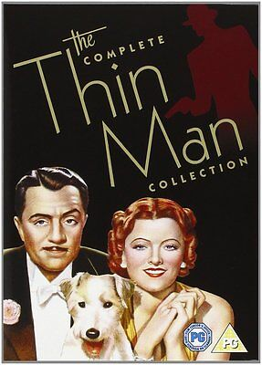 The Thin Man Collection [DVD] series new/sealed
