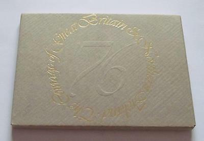 Royal Mint Proof Coin Set 1976 - Nice collectable Set in good condition
