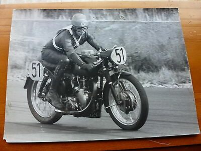 Photo Grand Prix Moto, Environ Annee 60