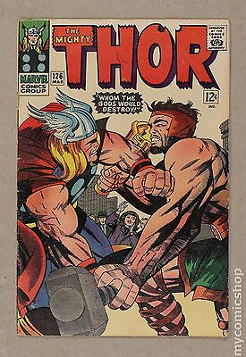 Thor (1962-1996 1st Series Journey Into Mystery) #126 VG 4.0