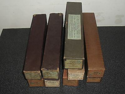 Old Pianola Rolls Music Collection