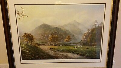 Print of Dovedale